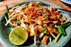 Thai Recipes, Asian Recipes, Phad Thai, Nutritious Meals, Plant Based Recipes, I Love Food, Bon Appetit, Appetizer Recipes, Entrees