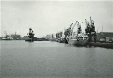 Grimsby Docks   Grimsby Docks, c.July 1963. Scanned print ta…   Flickr San Francisco Skyline, Travel, Viajes, Trips, Traveling, Tourism, Vacations