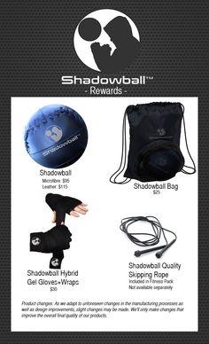 ShadowballTM – The world's first portable punching bag! by Cedric Salcedo — Kickstarter http://kck.st/1xewsjs