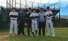From left: Tyler Retherford, Dave Retherford, Sean Manion, Connor Manion, Tom Lansinger, Eric Lansinger. (Joshua Needelman/For The Washington Post)  Eric Lansinger popped out of Damascus' dugout and scanned the bleachersfor his dad. The seniorhad just connected on his second home run of...  http://usa.swengen.com/damascus-baseball-gets-a-coaching-advantage-from-the-bleachers/