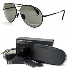 Porsche Design Sunglasses Come Complete With Branded Box / Branded Case/ Cleaning cloth / Autentication Ticket / Guarantee / Instruction Leaflet.BRAND NEW IN BOX - UNWORN IMMACULATE MINT CONDITIONPorsche Design is one of the leading luxury brands in the high-end men's accessories segment. It stands for products that combine functional, timeless and puristic design with impressive technical innovations. Porsche Design products are sold worldwide exclusively in Porsche ...