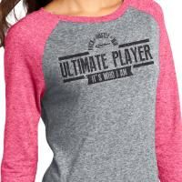 """Price: $24.87 Women's """"Its Who I Am"""" Long Sleeve Super Soft Tee"""
