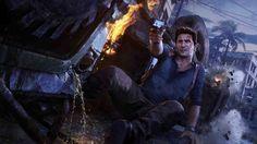 Download Nathan Drake Wallpaper Uncharted 4 Game HD 2560x1440