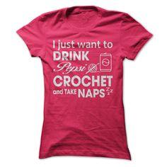 I Love Crochet Shirt