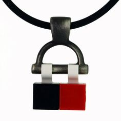Building Block Necklace  Interchangeable Bricks  by UBrickIt, $49.00