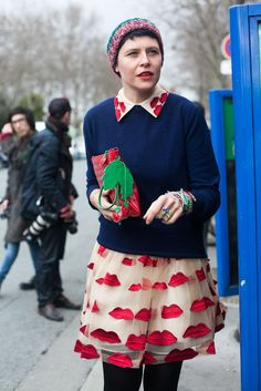 these lips are moving #streetstyle