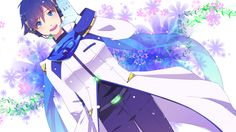 KAITO Creds by エム @Pixiv