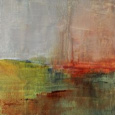 umj.art - Ulla Maria Johanson: 2017-10-17 #1072IncomingAcrylic on board, 15x15 ...