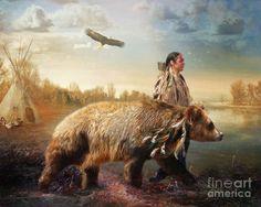 NA Bear Spirit