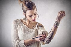 How To Pick A Full Tattoo Sleeve Theme, Because It's The Best Part About Getting Inked