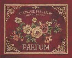 Cuadro Parfum