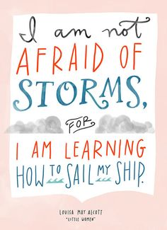 Literary quote print, beautifully designed by Emily McDowell and @Design Mom