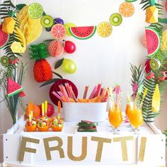 Image result for tutti frutti