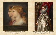 Arte e historia.: Peter Paul Rubens. Óleo sobre tabla. 1614.----  Pe...