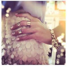 Triple Cuff Rings  #mybetsonBetts