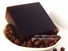 Săpun cu cafea Soap, Windsor, Brown, Desserts, Handmade, Fashion, Tailgate Desserts, Moda, Deserts