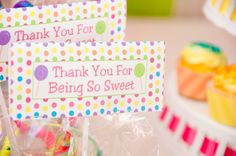 """Photo 18 of 83: It's Sweet To Be 3 / Birthday """"Piper's Lollipop Shoppe"""" 