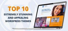 Stunning and Appealing #WordpressThemes #wordpressdevelopment