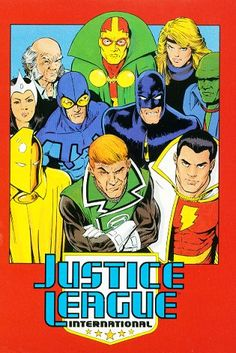 The best Justice League ever!