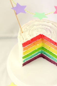 and the last of our recipe for our end of year program 2015: the rainbow cake! thought it is pretty simple it takes long time and the 2 teens who decided to do it came back on Saturday morning to finish the butter cream and decorate it! it was simply the best!