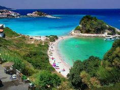 Samos island in the eastern Aegean sea