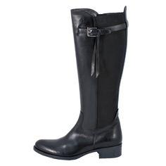 Scarpe moda donna: Stivali 6184 Nero
