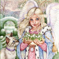 Belles images diverses / anges