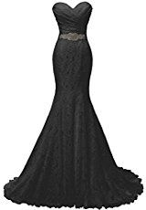 A black wedding dress can be very glam and elegant if you like. Many modern designers include this color into their collections and you can find a wonderful piece for any style. Yeah, Goth and Halloween brides are the...