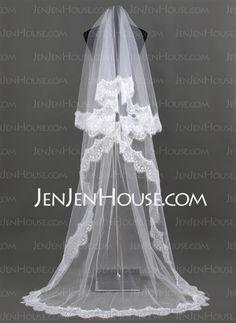 Wedding Veils - $40.99 - Wedding Veils (006013294) http://jenjenhouse.com/Wedding-Veils-006013294-g13294