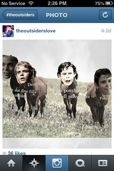this fandom is a little weird. that one picture, though...