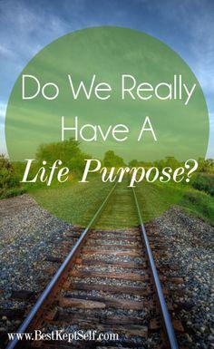 life purpose best kept self