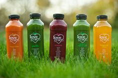 I recently tried Love Grace Foods' three-day juice cleanse. This was my first ever juice cleanse and guess what? I survived! ...a little cleaner, greener, and lighter from all of that bottled sunli...