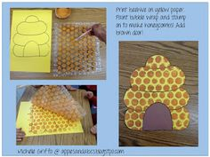 Apples and ABC's: Buzzing about Bees!