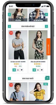 Thiết kế web bán hàng đảm bảo tương thích với mọi loại thiết bị. Hotline: 0962692889 Software
