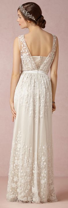 Sian by Catherine Deane for BHLDN