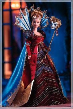 Venetian Opulence™ Barbie® Doll 2000