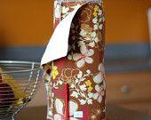 Reusable, Eco Friendly Snapping Paper Towel Set - Choose your Print - Cotton and Terry Cloth.