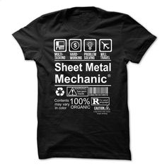 Hot Seller SHEET METAL MECHANIC T Shirts, Hoodies, Sweatshirts - #T-Shirts #sleeveless hoodies. ORDER HERE => https://www.sunfrog.com/Faith/Hot-Seller--SHEET-METAL-MECHANIC.html?60505