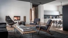 This Is What The Ultimate Masculine Bachelor Pad Looks Like - Airows