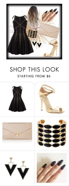 """""""Untitled #5"""" by munira-salihovic ❤ liked on Polyvore featuring Via Spiga, Accessorize and House of Harlow 1960"""