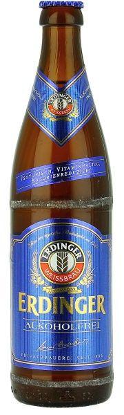 Erdinger Hefe-Weissbier Alcohol free