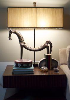 Pulp Home Shop Pick: Tamil Horse Lamp