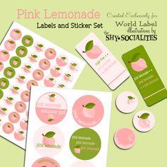 lemonade labels