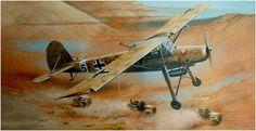 Fieseler Fi-156C-3 Trop