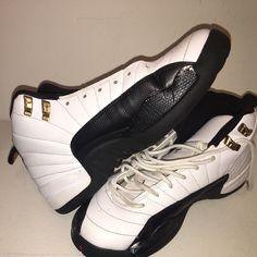 check out 2cd44 f5f57 Jordan Shoes   Jordan S 12 Taxi   Color  Black White   Size  6b