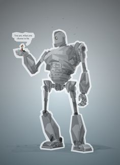 Iron Giant by justincurrie on deviantART