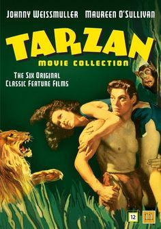 Tarzan Collection (3 disc)