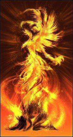 42 New Ideas For Tattoo Dragon Fire Phoenix Rising - phoenix tattoo Phoenix Tattoo Girl, Phoenix Tattoo Feminine, Phoenix Bird Tattoos, Phoenix Tattoo Design, Design Tattoos, Tattoo Designs, Phoenix Rising, Phoenix Wings, Dark Phoenix