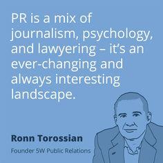 Journalism vs. Public Relations
