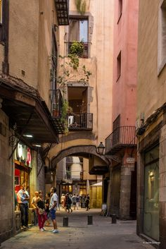 Barri de la Ribera,  Barcelona (Spain)  ✈✈✈ Here is your chance to win a Free International Roundtrip Ticket to Catalonia, Spain from anywhere in the world **GIVEAWAY** ✈✈✈ https://thedecisionmoment.com/free-roundtrip-tickets-to-europe-spain-catalonia/